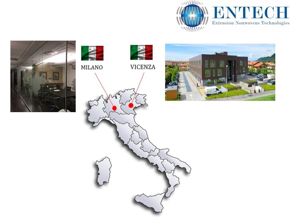 Mappa Italia ENTECH